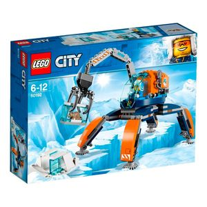 LEGO-City-60192-Rastreador-de-Gelo-do-Artico---Lego-
