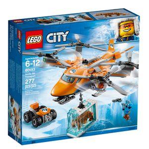 LEGO-City-60193-Transporte-Aereo-Artico---Lego