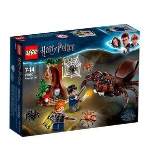 LEGO-Harry-Potter-75950-Cova-de-Aragogue---Lego