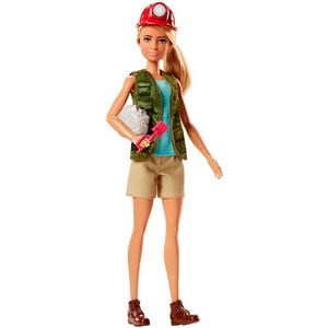 Barbie-Profissoes-Paleontologista---Mattel