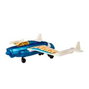 Hot-Wheels-Avioes-Skybusters-Duel-Tail---Mattel