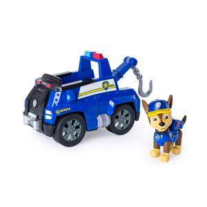 Patrulha-Canina-Veiculo-com-Figura-Chase-Tow-Truck---Sunny
