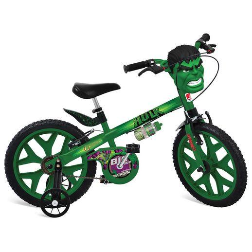 Bicicleta-Aro-16-com-Rodinhas-Os-Vingadores-Hulk---Bandeirante