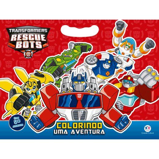 Livro-Transformers-Colorindo-uma-Aventura---Ciranda-Cultural