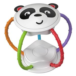Fisher-Price-Chocalho-Twist---Turn-Panda---Mattel