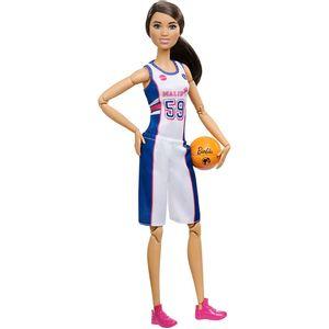 Barbie-Feita-para-Mexer-Esportista-Jogadora-de-Basquete---Mattel