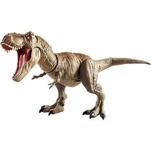 Jurassic-World-Tyrannosaurus-Rex-de-Batalha---Mattel