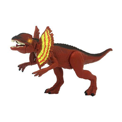 MightyMegassauroFeroz20cmDilophosaurusFunDivirtase