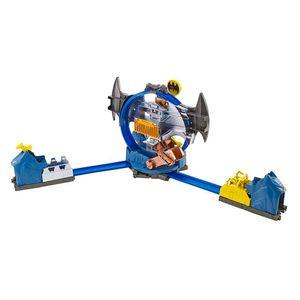Hot-Wheels-DC-Batman-Batcaverna---Mattel