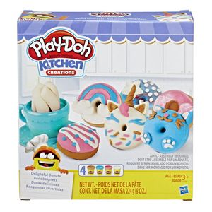 Play-Doh-Conjunto-Kitchen-Creations-Rosquinhas-Divertidas---Hasbro