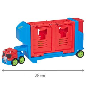 Figura-Rescue-Bots-Lancador-Optimus-Prime---Hasbro