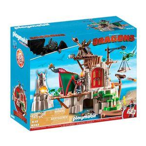 Playmobil-Como-Treinar-Seu-Dragao-Castelo-de-Berk---Sunny