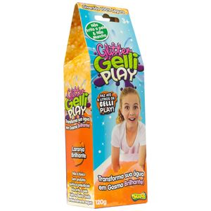 Glitter-Gelli-Play-Laranja---Sunny
