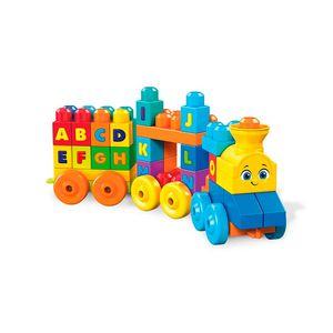 Mega-Bloks-Trem-Musical-ABC---Mattel