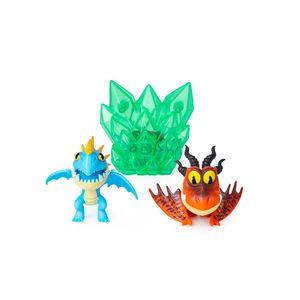 Mini-Figura-e-Acessorio-Como-Treinar-o-seu-Dragao-3-Storfly-e-Pesadelo-Monstruoso---Sunny
