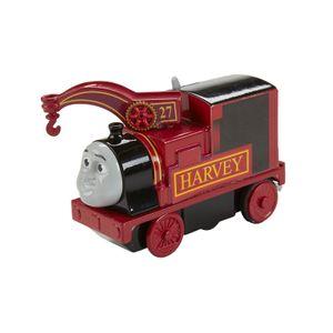 Thomas-e-seus-Amigos-Locomotiva-Amigos-Motorizada-Harvey---Mattel