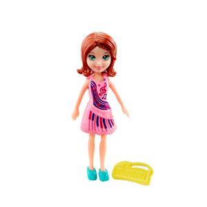 Polly-Pocket-Lila-Vestido-Rosa---Mattel