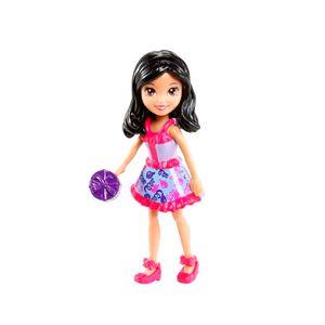 Polly-Pocket-Crissy-Vestido-Lilas-e-Vermelho---Mattel