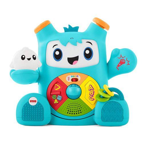 Fisher-Price-Rockit-Interativo---Mattel