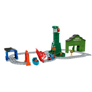 Thomas-e-seus-Amigos-Pista-de-Percurso-Ferrovia-do-Porto---Mattel