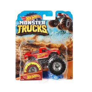 Hot-Wheels-Monster-Trucks---Mattel
