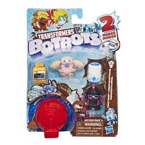 Transformers-BotBots-Serie-1-Esquadrao-da-Limpeza---Kit-com-5-Brinquedos-2-em-1-Surpresa---Hasbro