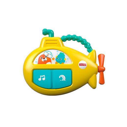 Fisher-Price-Submarino-Musical-On-The-Go---Mattel