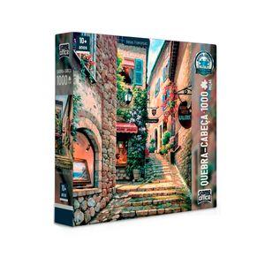Quebra-Cabeca-1000-Pecas-Vielas-Francesas-Escadaria---Toyster