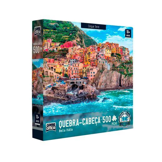 Quebra-Cabeca-500-Bella-Italia-Cinque-Terre---Toyster