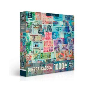 Quebra-Cabeca-1000-Pecas-Colecoes-Cedulas---Toyster