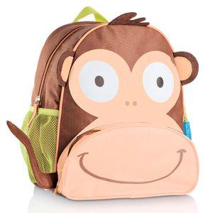 Mochila-Infantil-Buddys-Macaco-Caco---Multikids