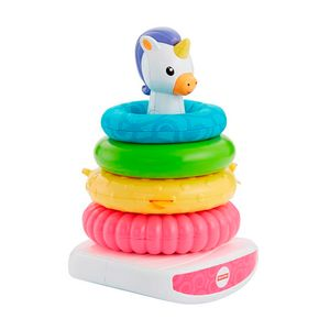Fisher-Price-Piramide-Unicornio-Magico---Mattel