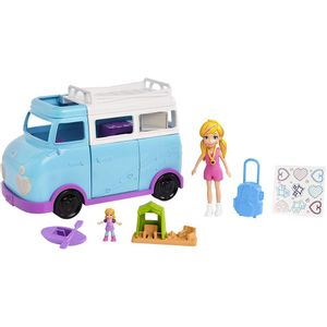 Polly-Pocket-Glamorosa-Van-de-Campismo---Mattel