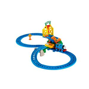 Fisher-Price-Thomas-e-seus-Amigos-Ferrovias-Loop-Duplo---Mattel