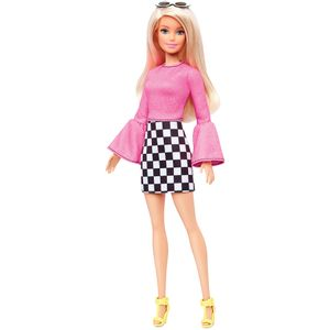 Barbie-Fashionista-Loira---Mattel