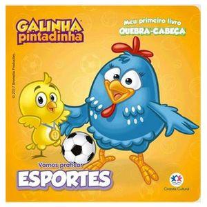 Livro-Galinha-Pintadinha-Vamos-Praticar-Esportes---Ciranda-Cultural