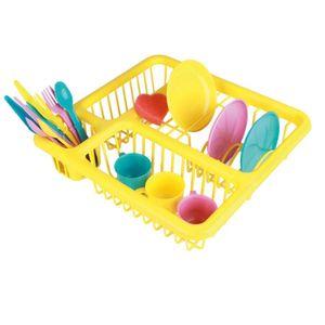 Escorredor-de-Loucinhas-Amarelo---Brinquedos-Chocolate