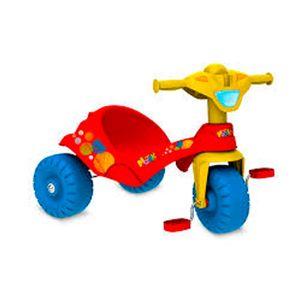 TricicloMotokaVermelhaBandeirante
