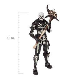 Figura-de-Acao-Fortnite-McFarlane-Skull-Trooper-18-cm-Premium---Fun-Divirta-se