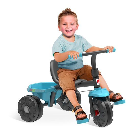 Triciclo-Smart-Plus-Azul---Bandeirante