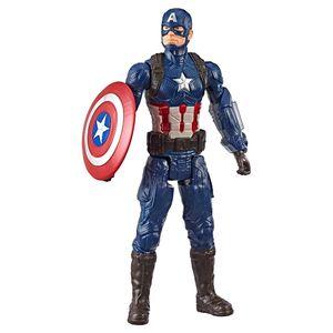 Boneco-Titan-Hero-2.0-Capitao-America---Hasbro