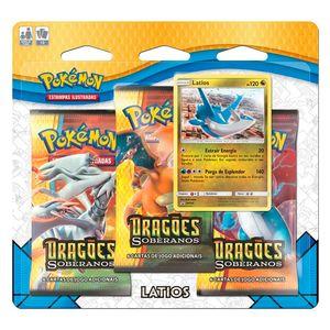 Pokemon-Triple-Deck-Sol-e-Lua-Dragoes-Soberanos-Latios---Copag