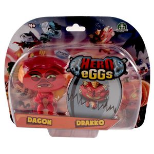 Hero-Eggs-Double-Blister-Dagon-e-Drakko---Candide