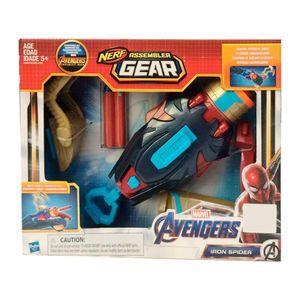 Nerf-Assemble-Gear-2.0-Aranha-de-Ferro---Hasbro