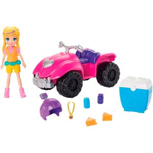 Polly-Pocket-Quadriciclo-Fabuloso---Mattel