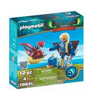 Playmobil-Como-Treinar-Seu-Dragao-3-Astrid-e-Hobgobbler---Sunny