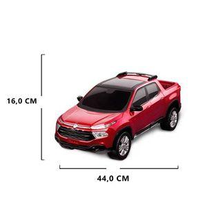 Carro-Miniatura-Fiat-Toro-Vinho---Roma-Jensen