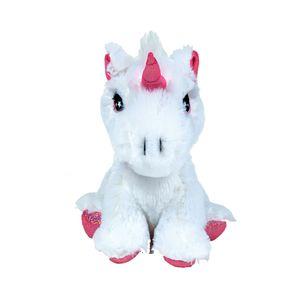 Pelucia-Unicornio-Glitter-Branco---Buba