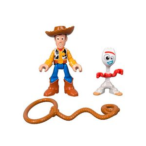 Toy-Story-4-Imaginext-Woody-e-Forky---Mattel