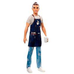 Barbie-Ken-Profissoes-Barista---Mattel